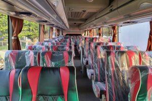 galeri sewa bus pariwisata padang