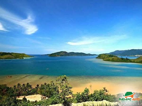 paket wisata pulau mandeh padang