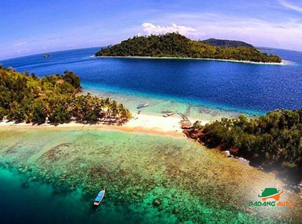 paket wisata pulau di padang